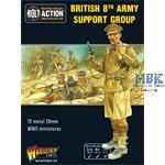 Bolt Action: 8th Army support group
