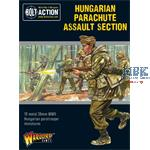 Bolt Action: Hungarian Parachute Assault section