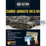 Bolt Action: M13/40 Italian tank