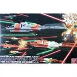 1/1000 United Nations Cosmo Navy Fleet Set #2