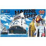 Grand Ship Collection: The Navy Warship One Piece