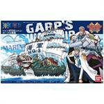 Grand Ship Collection: Gaap's Warship (One Piece)