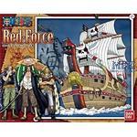 One Piece Red Force One Sailing Ship