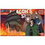 Grand Ship Collection: Dragon's Warship One Piece