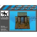 Temple Vietnam base 105x70mm