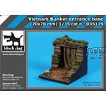 1/35 Vietnam Bunker base