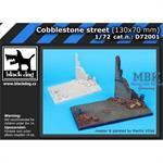 Cobblestone street (130x70 mm)