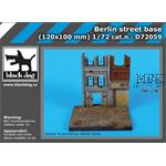 Berlin Street base 120x100mm  1/72