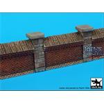 Brick wall 160mm   1/72