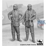 RAF Fighter Pilots 1940-1945 SET