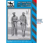 RAF Fighter pilots Set   N°3