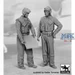 US NAVY pilots 1940-45 set N°1