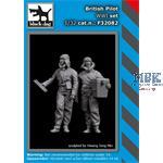 British pilot WWI set