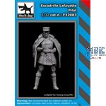 Escadrile Lafayette pilot + mechanic set