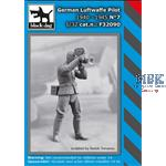 German Luftwaffe pilot N°7 1940-45