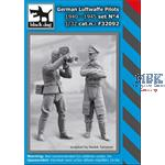German Luftwaffe pilot set  N°4 1940-45