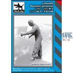 Luftwaffe mechanic personnel 1940-45 N°2