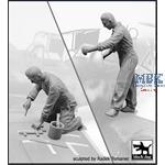 Luftwaffe mechanic personnel 1940-45 set