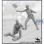 U.S. NAVY aircraft carrier pers. 1941-45 set N°2