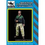 Special forces in Afghanistan N°1