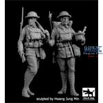 British Soldier WWII Set