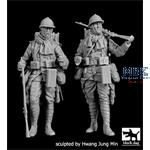 French Soldier WWI Set