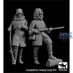 German Snipers  WWI