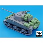 British Sherman Firefly accessories set