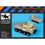 Autralian ASLAV accessories set