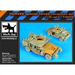 HUMMVEE Special Forces Conversion