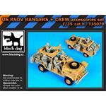 RSOV Rangers + Crew accessories Set