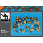 British modern equipment accessories set