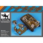 M 109 A2 interier accessories set