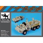 M 1083 War Pig accessories set