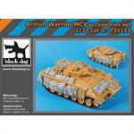 British Warrior MCV accessories set