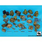 US Army (Vietnam) equipment & accessories set