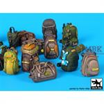 Civilian backpacks accessories