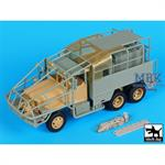 M 35A2 Brush Fire Truck conversion set