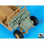 Engine M1025 Humvee ( Tamiya)  1/35