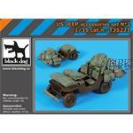 US Jeep accessories set  1/35