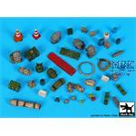 US Modern equipment accessoris set  1/35
