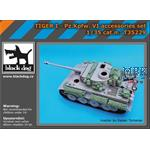 Tiger I early / Mid  accessories set 1/35