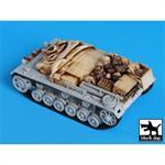 Sturmgeschutz III E accessories set