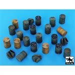Barrels accessories set