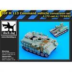 Israeli M113 Command vehicle conversion