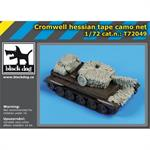 Cromwell hessian tape camo net