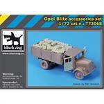 Opel Blitz accessories Set