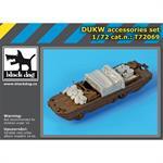 DUKW accessories set