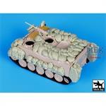 IDF M113 with sandbags conversion