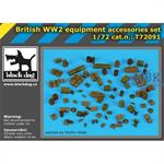 British WWII equipment